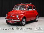 Fiat 500F '65