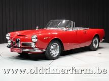 Alfa Romeo 2600 Spider by Touring '64