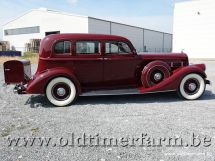 Pierce-Arrow 1245 Sedan V12 '35 (1935)
