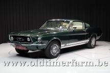 Ford Mustang Fastback '67
