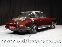 Porsche 911 2.2 T Targa Burgundy