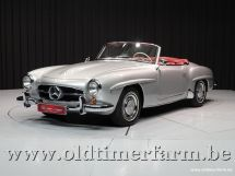 Mercedes-Benz 190SL Grey '58
