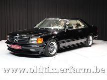 Mercedes-Benz 500SEC '85