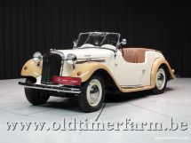 Singer 4 AD Cabriolet '51