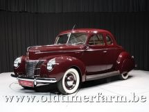 Ford V8 Deluxe Business Coupé '40