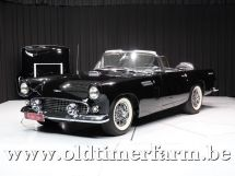 Ford Thunderbird + hardtop '56
