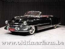 Cadillac Serie 62 Convertible '52