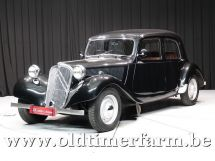 Citroën Traction Avant 'light fifteen' Black '47