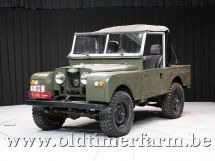 Land Rover Series V8 '58