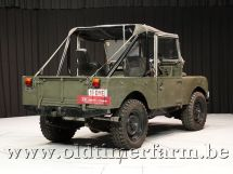 Land Rover Series V8