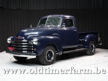 Chevrolet 3100 Deluxe 5 Window Pickup