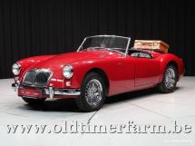 MG A 1600 Red '59