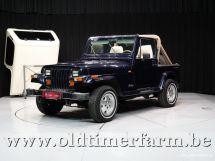 Jeep Wrangler 4x4 Laredo 2-seater '90