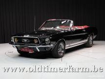 Ford Mustang Cabriolet GTA V8 '67