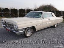Cadillac Sedan De Ville '63