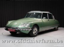 Citroën DS23ie Pallas airco '73
