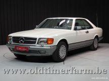 Mercedes-Benz 500SEC '83