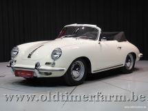 Porsche 356 B T6 Cabriolet '62