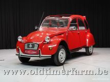 Citroën 2CV Club '83