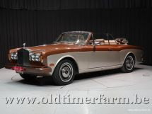 Rolls Royce Corniche Drop Head Coupé' 81