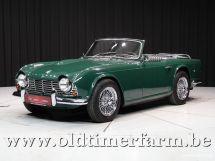 Triumph TR4 '65