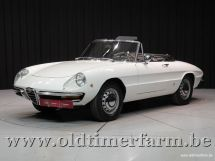 Alfa Romeo 1300 Spider Duetto Junior '69