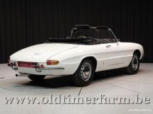 Alfa Romeo 1300 Spider Duetto Junior