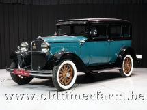 Dodge Senior Six Sedan '27