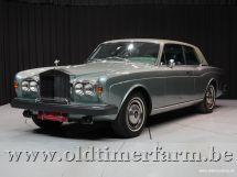 Rolls Royce Corniche FHC '76