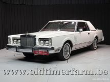 Lincoln Continental Mark VI '82