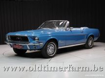 Ford Mustang V8 Cabriolet '68