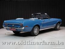 Ford Mustang Cabriolet V8