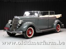 Ford B V8 4 door Phaeton '35