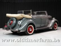 Ford 48 V8 4 door Phaeton '35 (1935)
