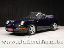 Porsche 964 C2 Cabriolet '89