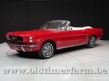 Ford Mustang Cabriolet V8 '66