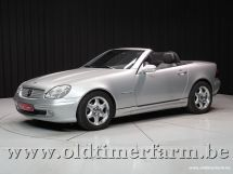 Mercedes-Benz 200 SLK kompressor 2000