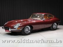 Jaguar E-Type Series 1 4.2 Coupé '67
