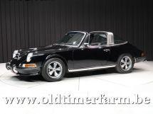 Porsche 911 2.4 S Targa Ölklappe '72
