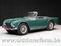 Triumph TR4 A IRS '65