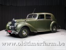 Bentley MK VI Sports Saloon '48