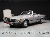 Mercedes-Benz 380SL '83