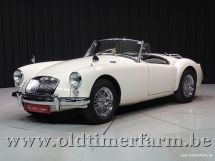 MG  A 1600 Roadster '61