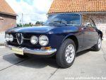 Alfa Romeo 1750 GTV 1 serie Bleu