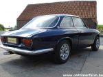 Alfa Romeo 1750 GTV 1 serie Bleu (1968)