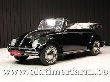 Volkswagen Kever Cabriolet '56