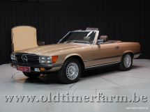 Mercedes-Benz 280SL '83