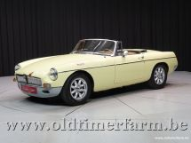 MG B Roadster 5 Speed Gearbox '67