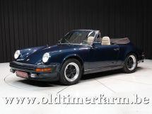 Porsche 911 3.0 SC Cabriolet '83