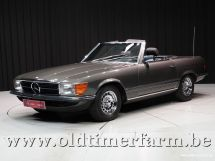 Mercedes-Benz 500 SL R107 '84
